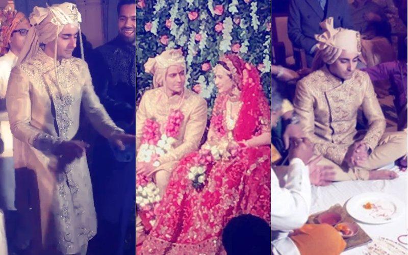 WEDDING VIDEOS & PICS: Gautam Rode & Pankuri Awasthy's PICTURE PERFECT Moments!