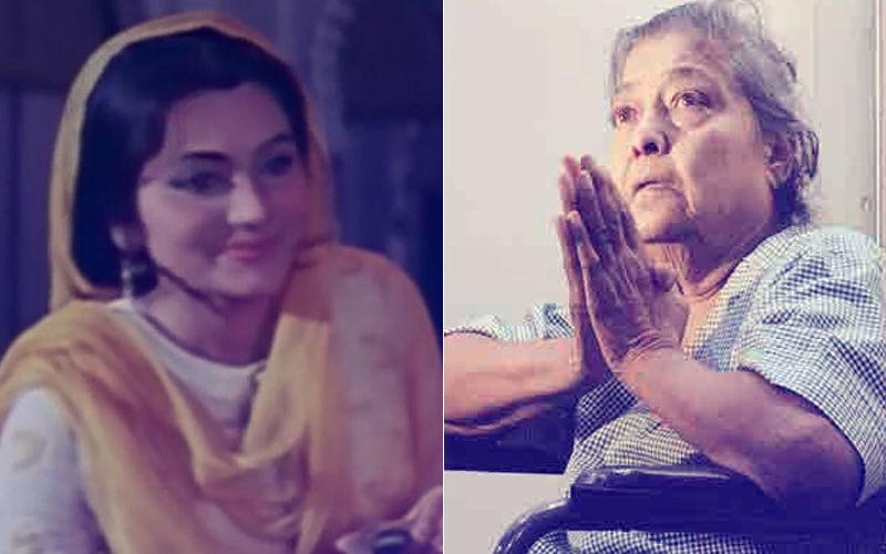 बीते जमाने की मशहूर एक्ट्रेस गीता कपूर का वृद्धाआश्रम में हुआ निधन