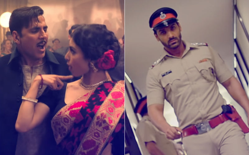 Gold, Satyamev Jayate Box-Office, Day 1: Akshay @ Rs 25.2 Cr & John @ Rs 20.5 Cr