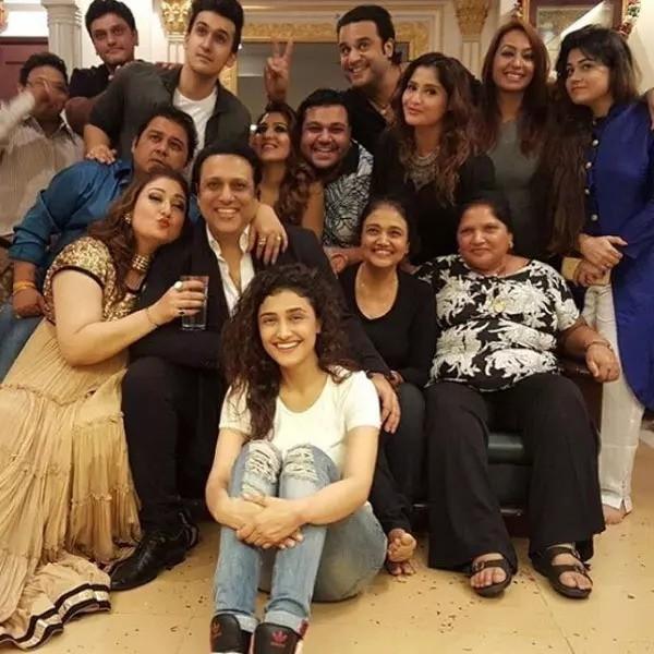 govinda family