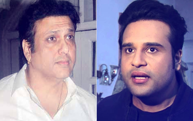 Mama-Bhanja War Continues: Govinda's Wife & Krushna Abhishek Lash Out At Each Other
