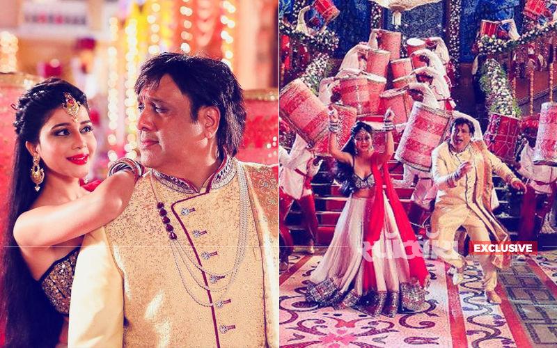 गोविंदा की नई फिल्म के एक गाने में खर्च हुए पूरे 3 करोड़, देखिए तस्वीरें