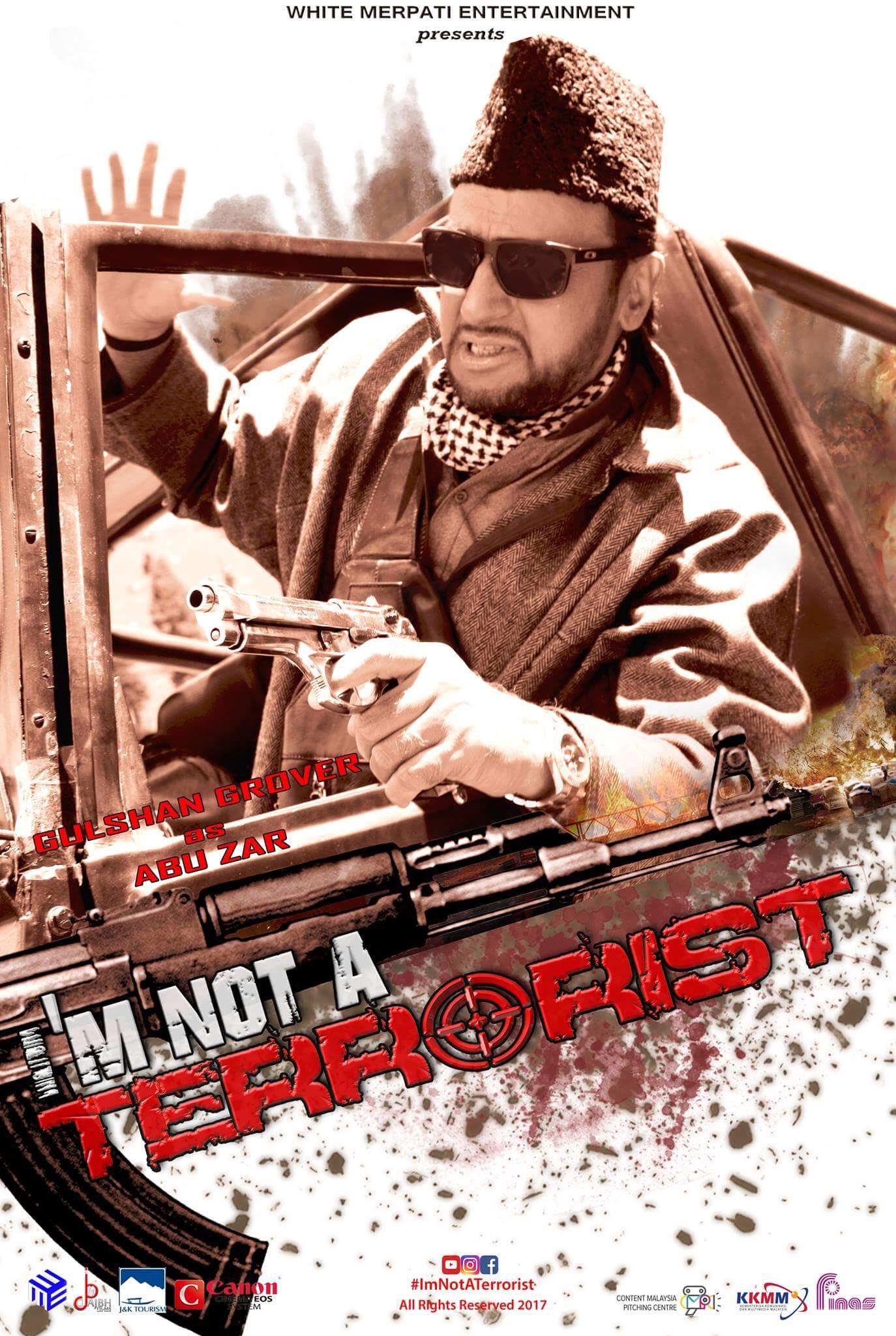 gulshan grover latest movie i am not a terrorist