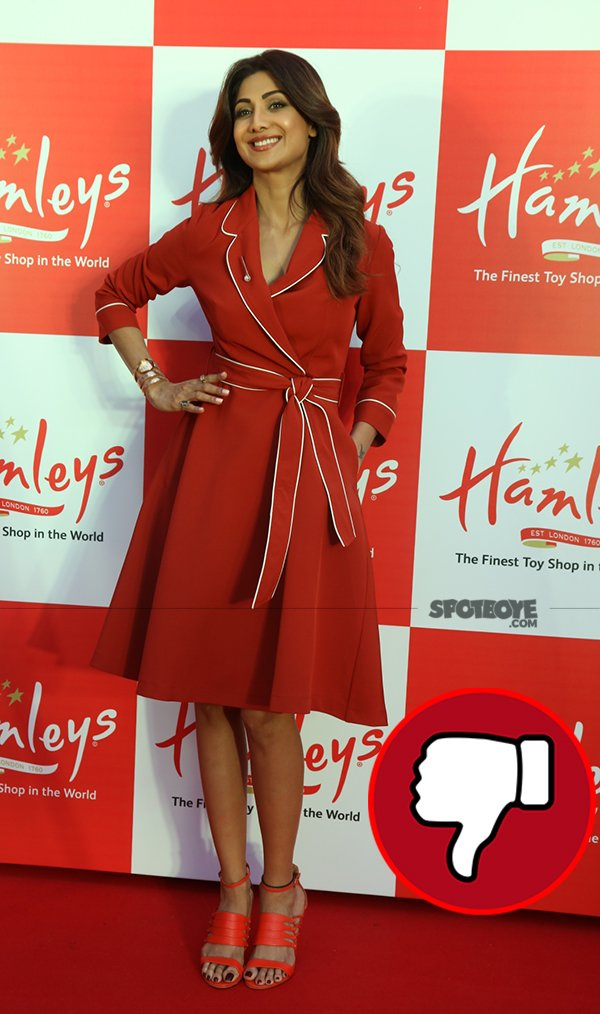 hamleys celebrates christmas with shilpa shetty