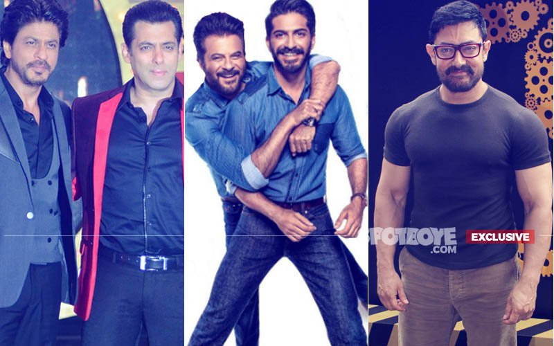 My Son Harshvardhan Is Not Trying To Be Shah Rukh, Aamir, Salman Or Me: Anil Kapoor