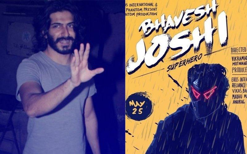 'भावेश जोशी सुपरहीरो' का फर्स्ट टीजर हुआ रिलीज, हर्षवर्धन कपूर का अंदाज देखने लायक