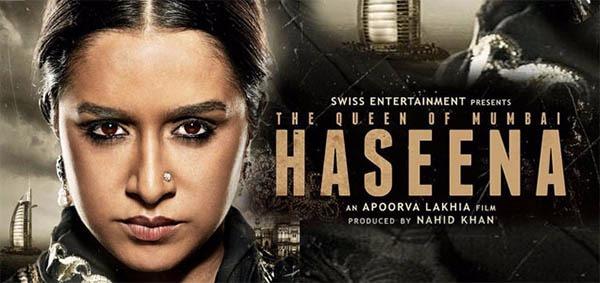 haseena movie poster