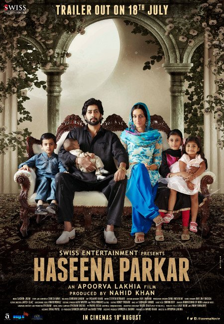 haseena parkar poster