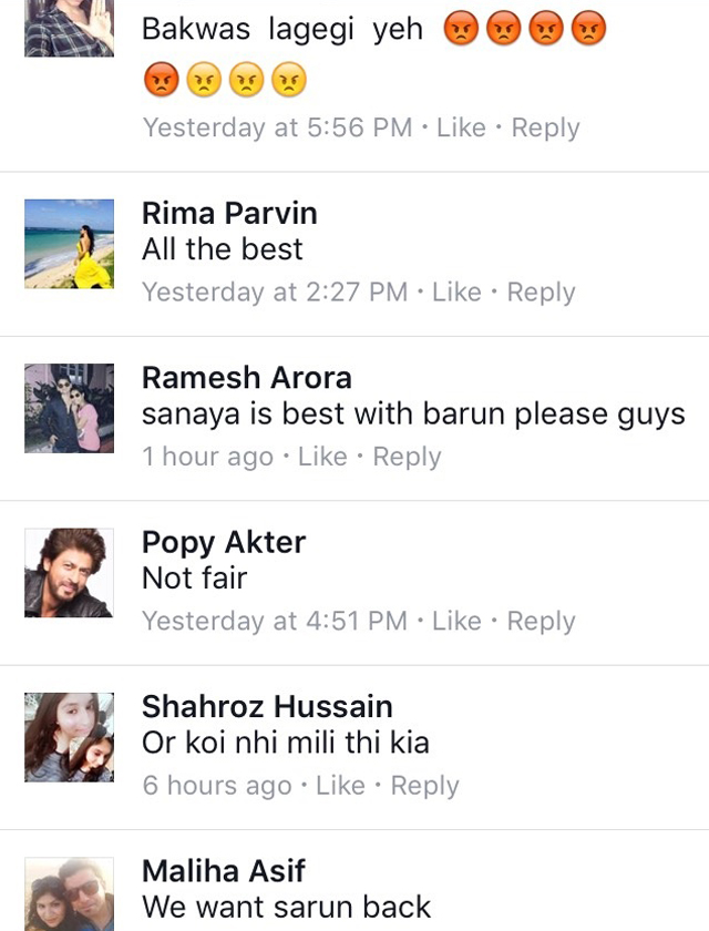 haters comment on gul khan