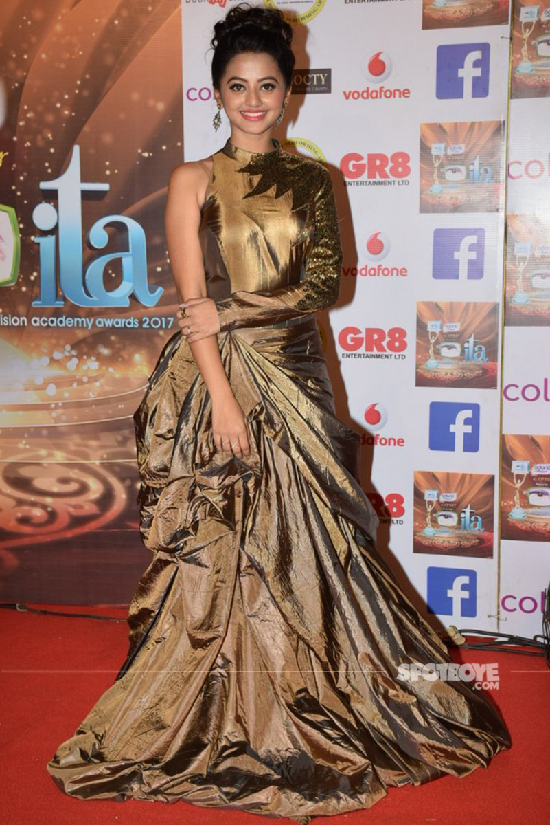 helly shah at the ita awards