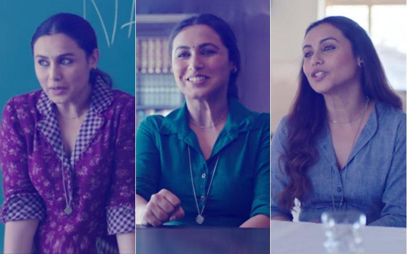Hichki Trailer: Rani Mukerji Wins Hearts As Teacher With Speech Disorder