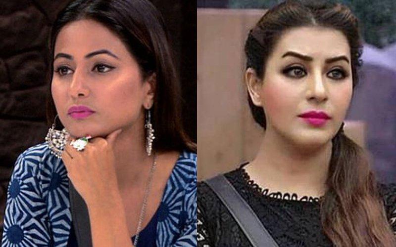 hina khan and shilpa shinde