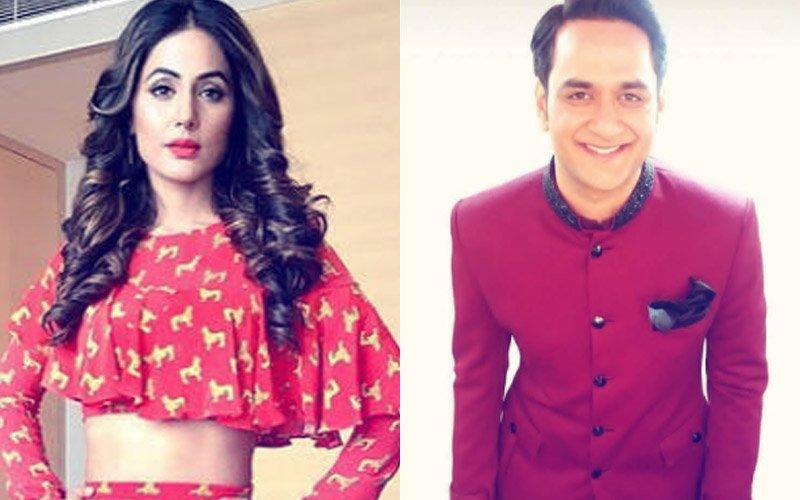 Bigg Boss 11, Day 15: Hina Khan & Vikas Gupta Kiss And Make Up