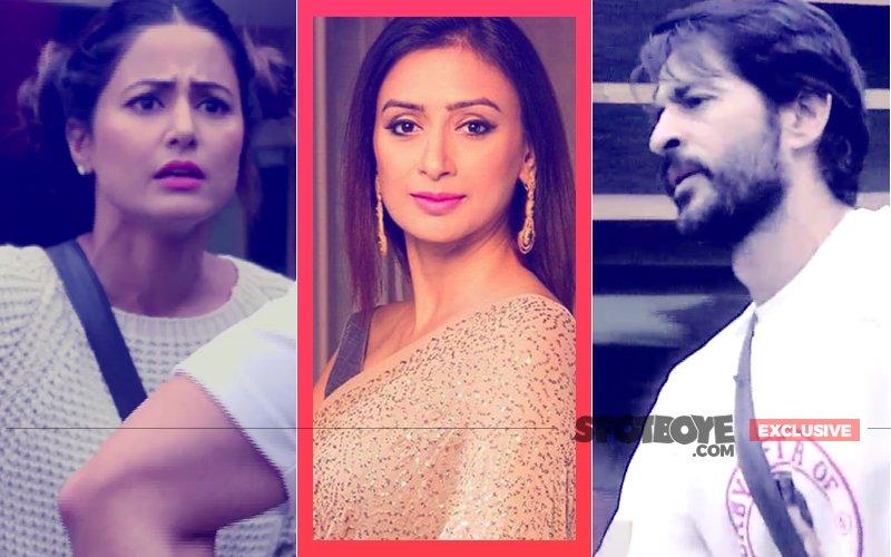Bigg Boss 11: Hina Khan BLASTS Hiten Tejwani, Drags Wife Gauri Pradhan In The Argument
