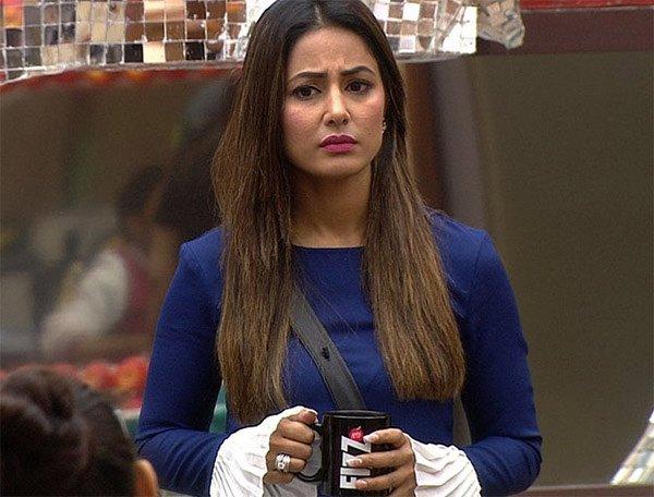hina khan in bigg boss season 11
