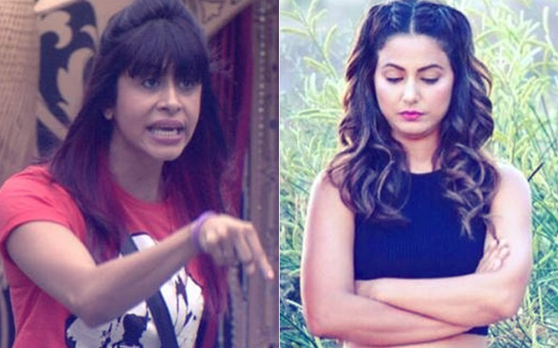 Kishwer Merchant BLASTS Hina Khan For Bringing Up Her Dirty Past On Bigg Boss 11