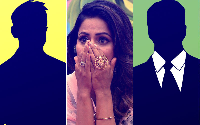 Hina Khan's Phone Got Hijacked By These Two Hunks & What They Did Was Hilarious!