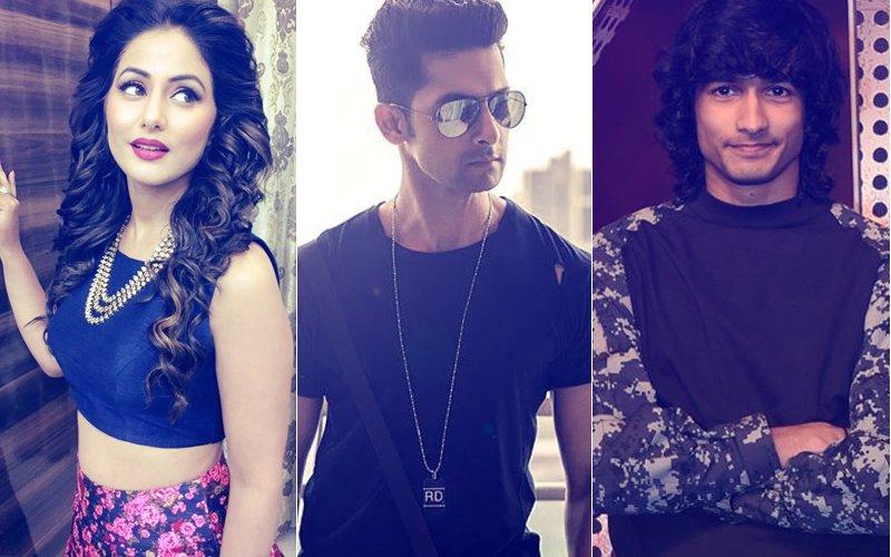 BUZZ: Hina Khan, Ravi Dubey and Shantanu Maheshwari Are The Top Three Finalists In Khatron Ke Khiladi Season 8