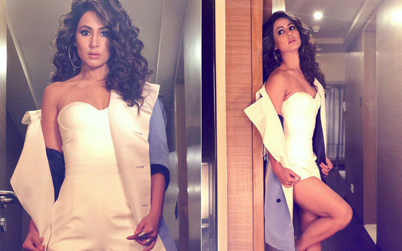 Yeh Rishta Kya Kehlata Hai's Akshara Aka Hina Khan Gets Bolder & Sexier
