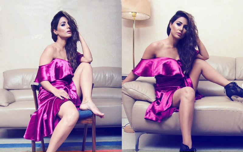 Komolika's Swag: Kasautii Zindagii Kay 2's Hina Khan Goes Bold For New Photo Shoot