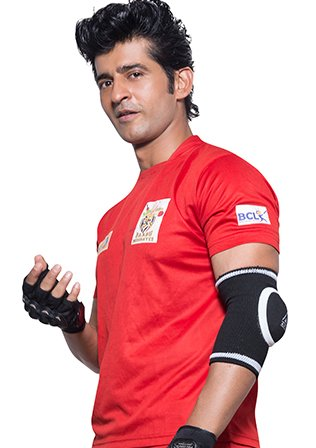 hiten tejwani in box cricket league