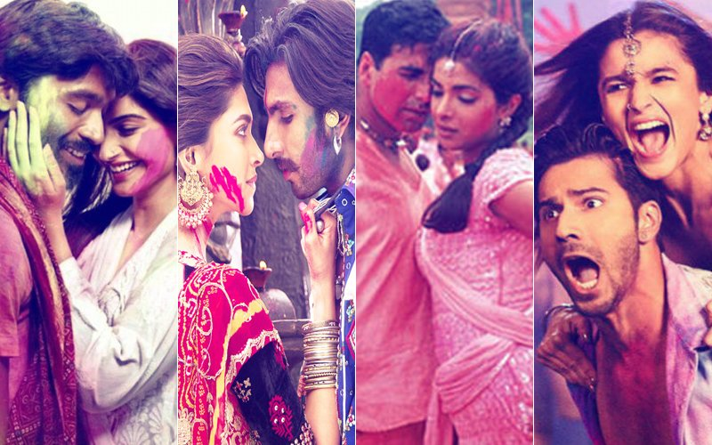 11 Songs Which Will Get You Grooving This Holi