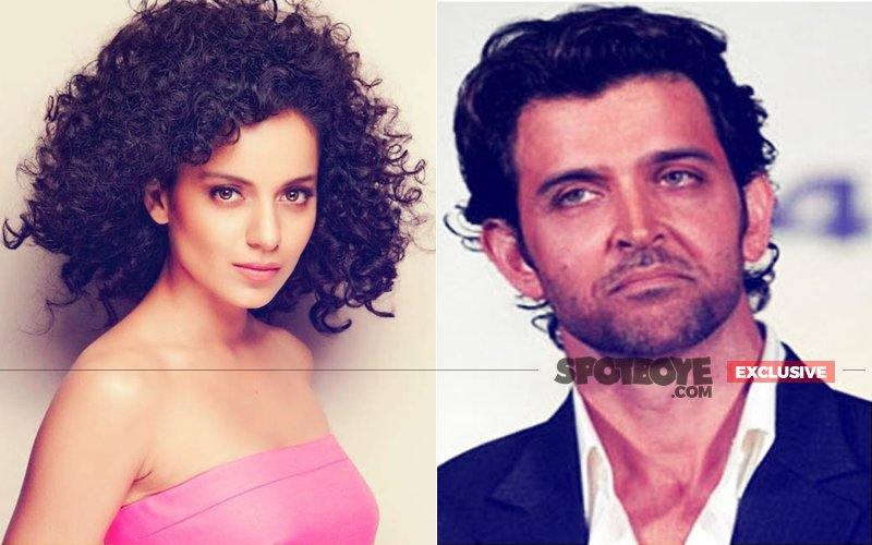 Hrithik Roshan Was Worried Last Night & It Had Nothing To Do With Kangana Ranaut