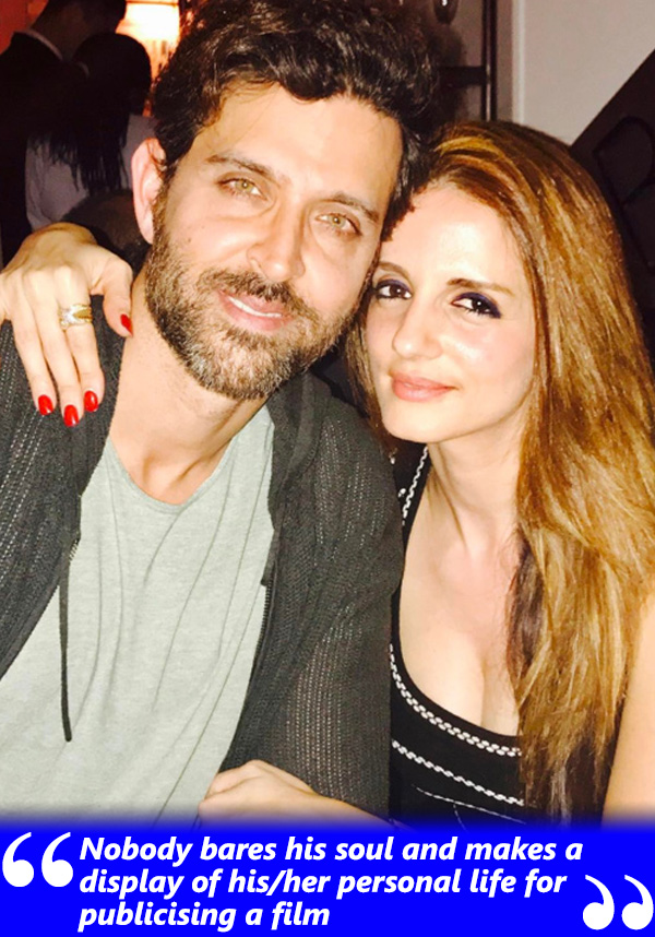 hrithik roshan and wife sussanne khan