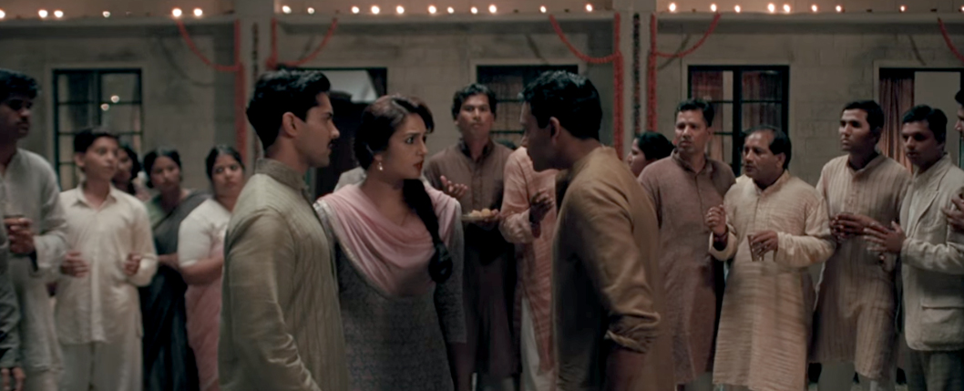huma qureshi in partition 1947