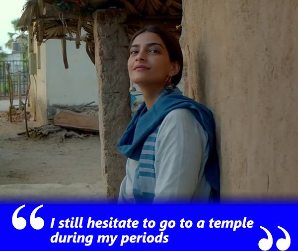 i still hesitate to go to a temple during my periods