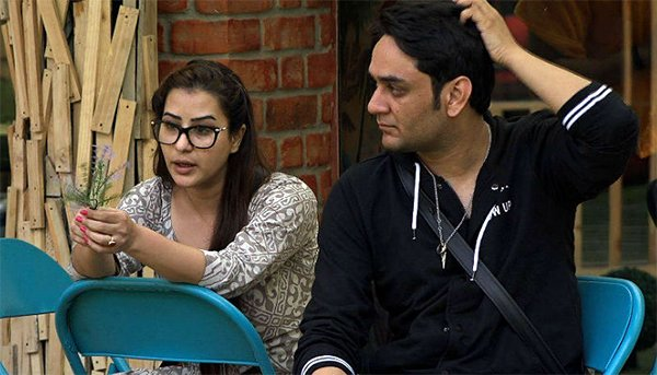 shilpa shinde and vikas gupta in bigg boss 11