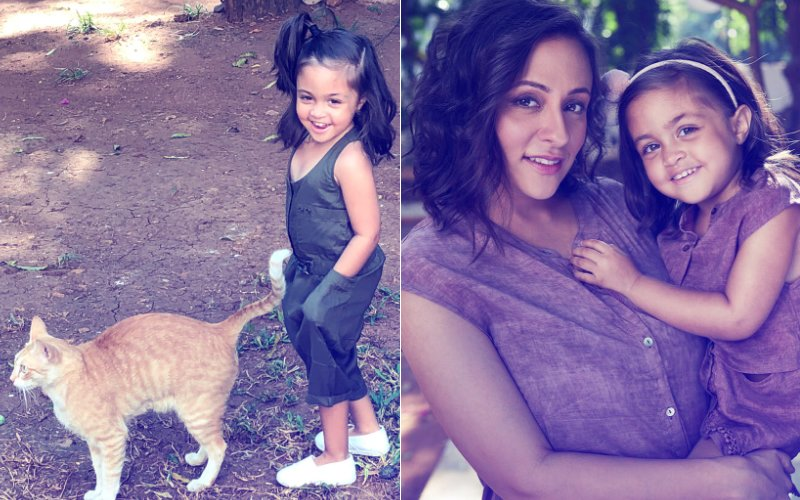 Imran Khan's Daughter Imara's Latest Pictures Are The Best Thing You Will See Today