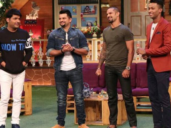 in a still from the kapil sharma show