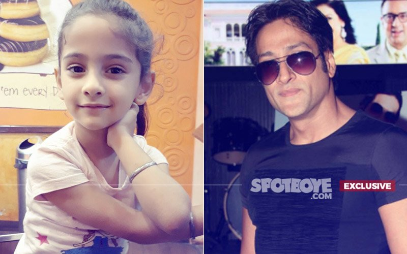 Inder Kumar's Daughter Svanaa Takes Baby Steps In The World Of Movies