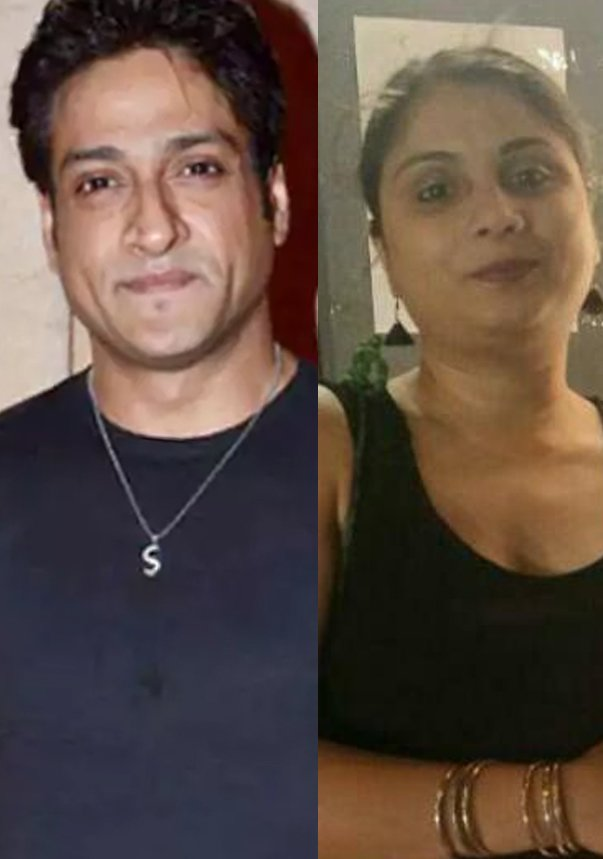inder kumar and wife pallavi