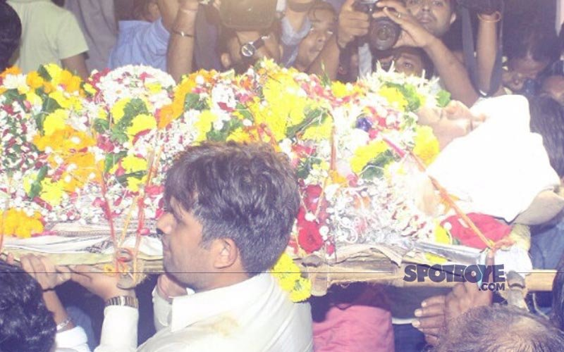 INDER KUMAR'S FUNERAL: Sad, Premature End To The Actor's Life At The Age Of 45