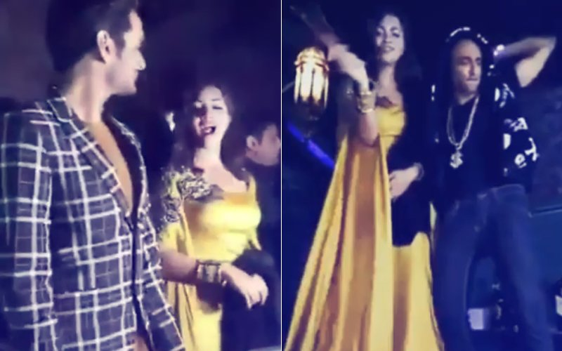 Check Out INSIDE VIDEOS From Arshi Khan's Bigg Boss Party