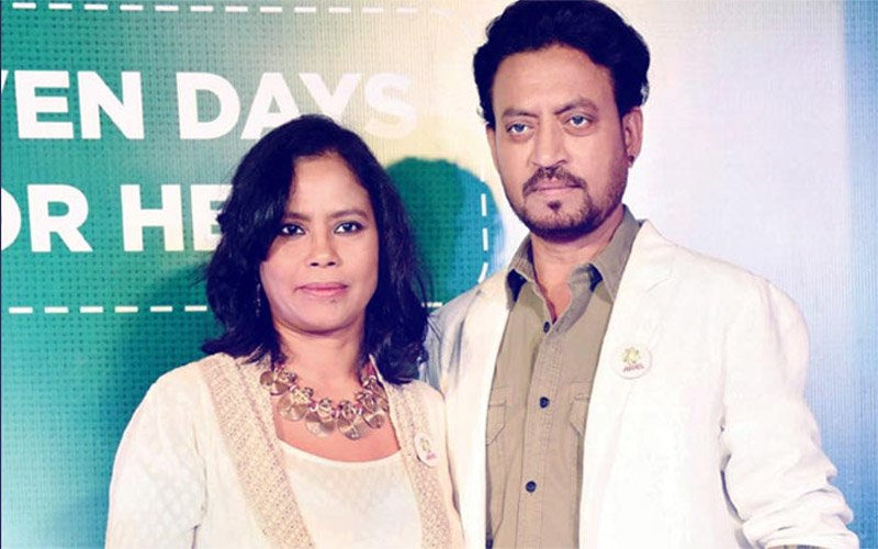 Married Star Irrfan Khan Announces That He Wants To Look For Love On An App!