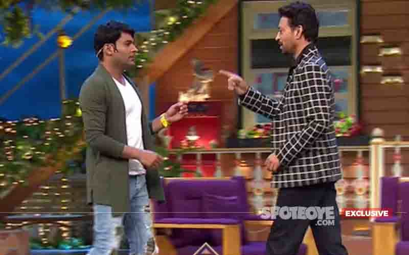 Irrfan Khan Blames Kapil Sharma For His Legal Woes After BMC Twitter Row