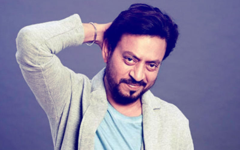 Irrfan Khan Thanks Fans As He Receives IIFA 2018 Best Actor Award