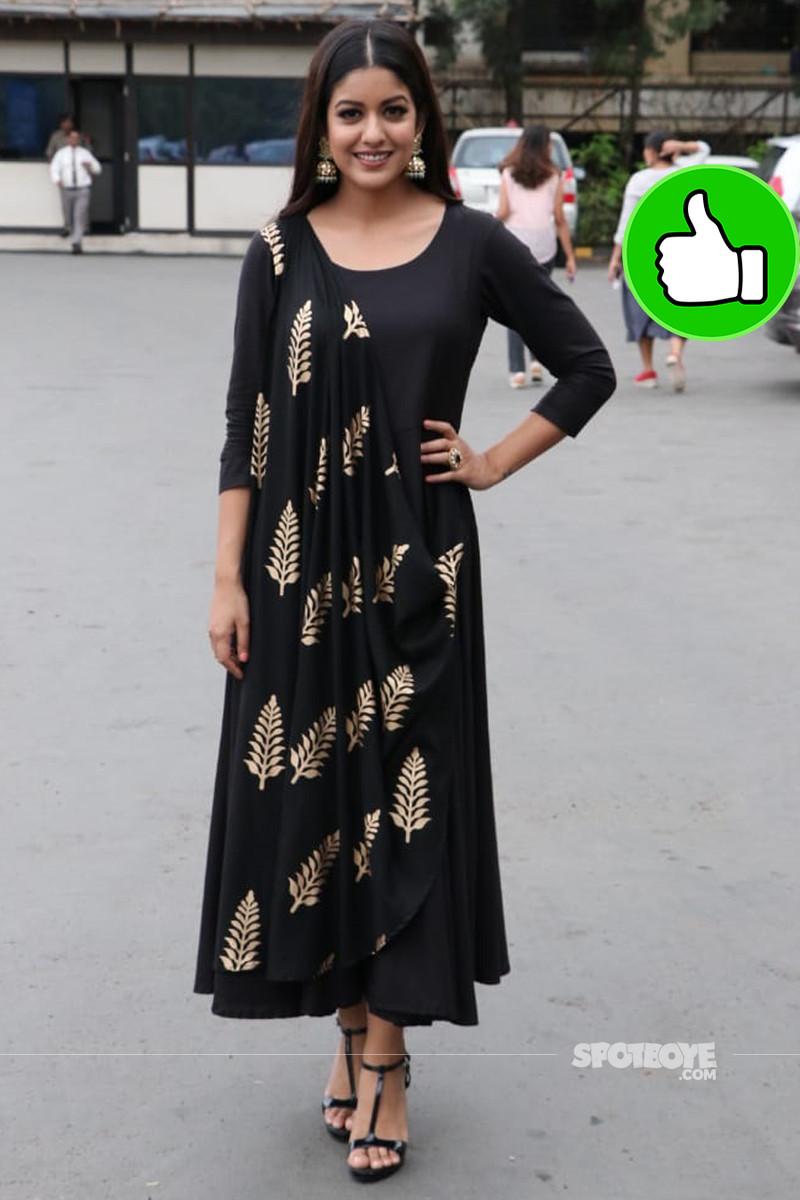 ishita dutta promotes lashtam pashtam