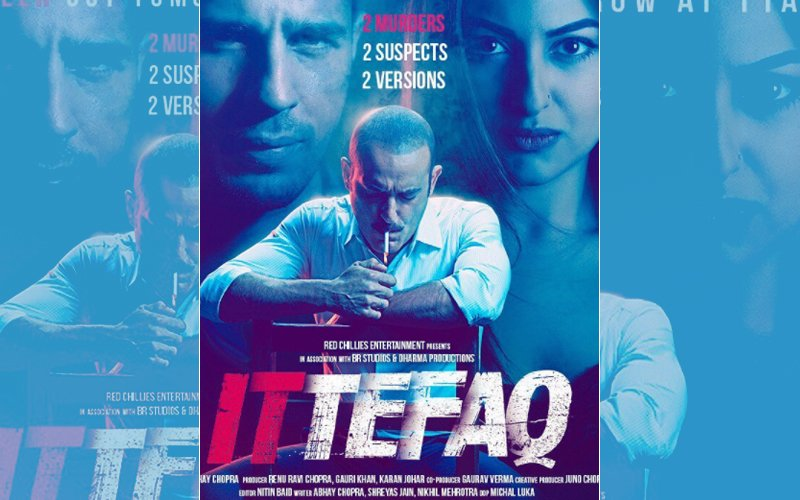 Ittefaq Box-Office, Day 2: Word-Of-Mouth UPLIFTS Collection To Rs 5.50 Crore