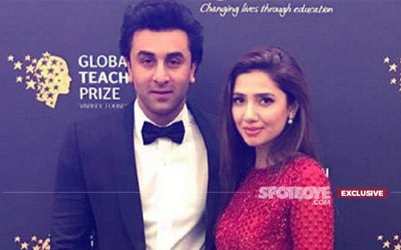 Ranbir Kapoor Secretly Meets Mahira Khan In London
