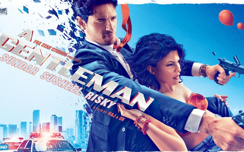 First Day Box-Office Collection: Sidharth Malhotra & Jacqueline Fernandez's A Gentleman Makes ONLY Rs 4.04 Crore
