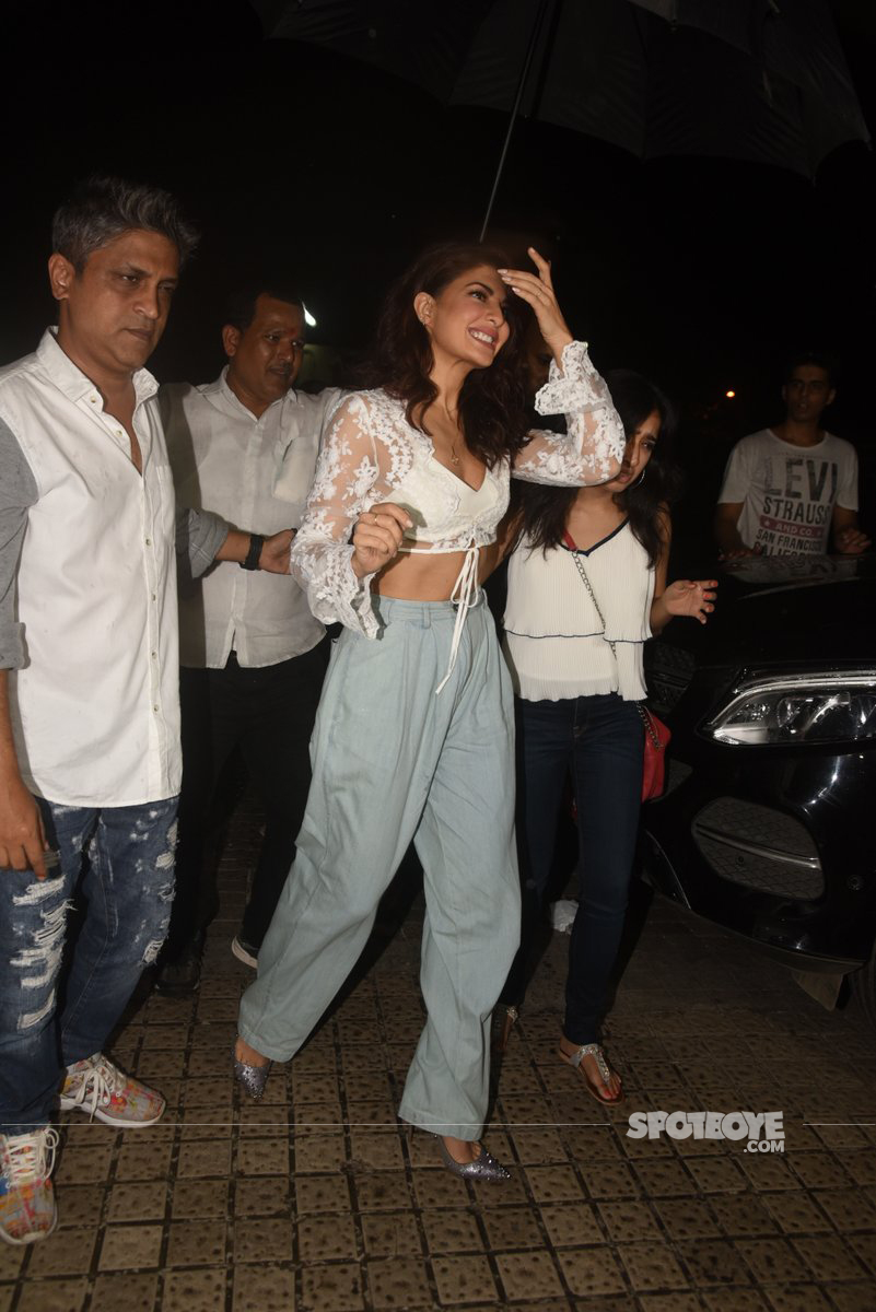 jacqueline fernandez at judwaa 2 special screening