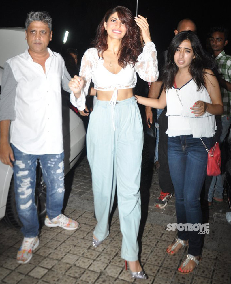 jacqueline fernandez at the judwaa 2 screening