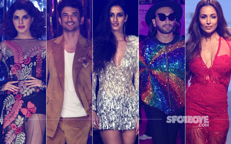 BEST DRESSED & WORST DRESSED At The Lakme Fashion Week, 2017: Jacqueline Fernandez, Sushant Singh Rajput, Disha Patani, Ranveer Singh Or Malaika Arora?
