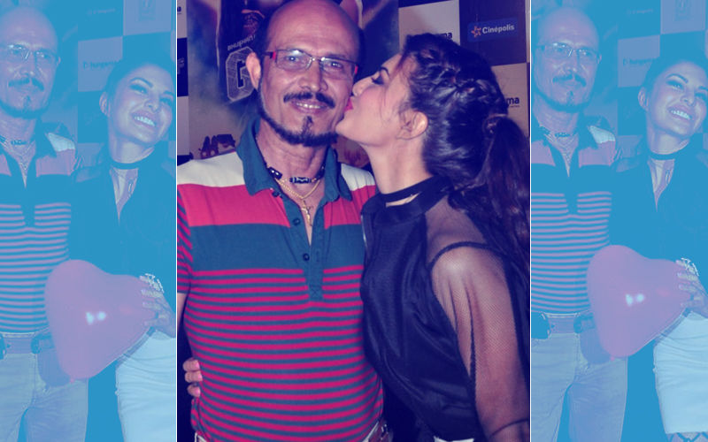 Like Father, Like Daughter! Jacqueline Wishes Dad On Father's Day With An Adorbs Pic
