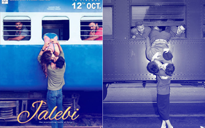 Jalebi Poster Copied From Iconic Korean War Photo