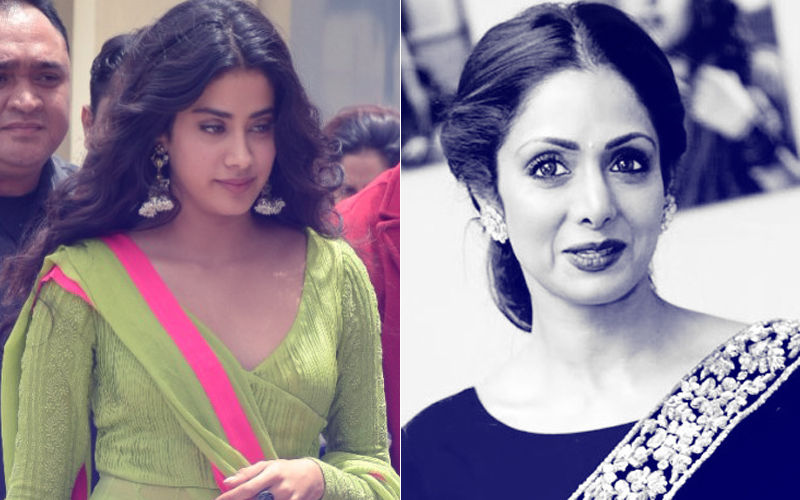 Video: Janhvi Kapoor Gets Emotional At Dhadak Trailer Launch; Says, 'I Definitely Miss Mom Today'